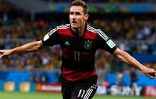 Klose, máximo goleador de la historia de los Mundiales