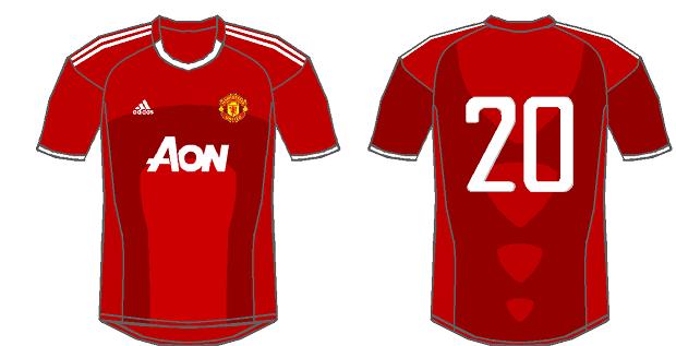 Manchester United camiseta adidas