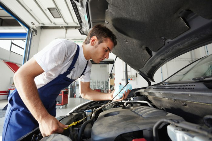 Usar guías virtuales reduce bastante la espera a la hora de reparar el coche