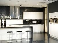 Decoración moderna para la cocina y el baño