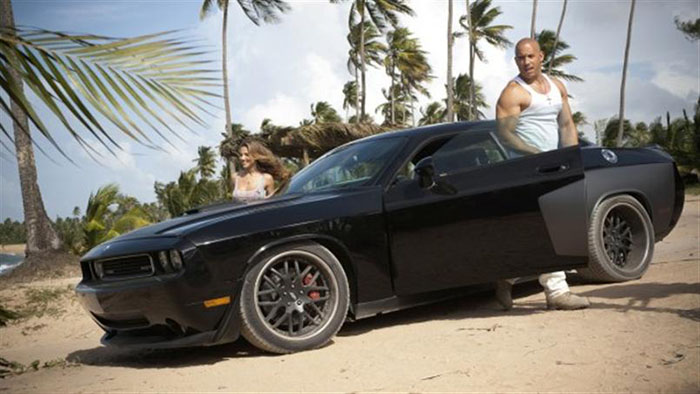 Vin Diesel Cars From The Movie Fast and Furious - 14