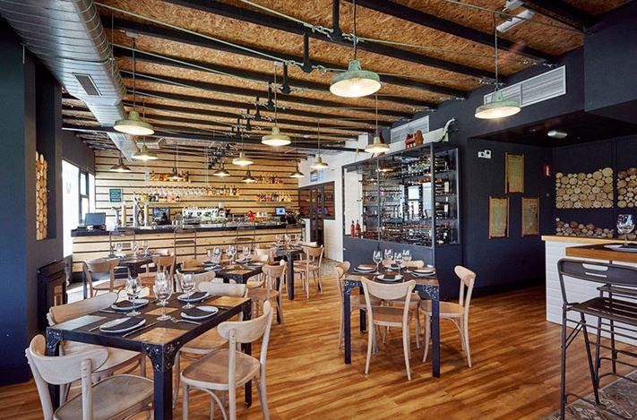Aruitecto Alberto Sanjurjo - restaurante