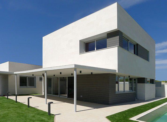 Alberto Sanjurjo - proyecto de casa