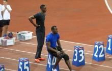Los últimos juegos de Usain Bolt