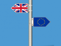 La primera ministra británica confirma que habrá un Brexit duro