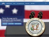Reacciones contra la Casa Blanca por la retirada del español de su web