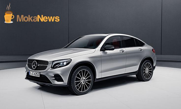 Mercedes GLC Coupé en consesionario Luis batalla en castelollon