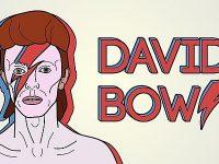 David Bowie, gran triunfador en los premios Grammy