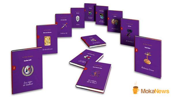 Opiniones sobre la experiencia narrativa que ofrecen las series literarias de Signo editores