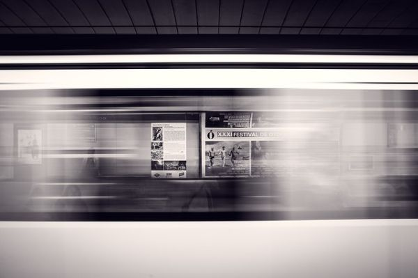 accidente de metro