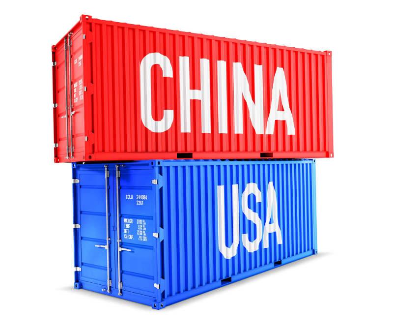 Aranceles China Estados unidos