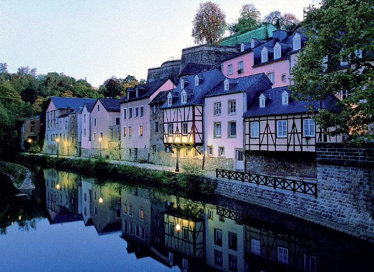 Luxemburgo país