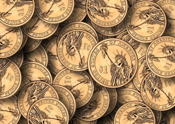 dolar en retroceso