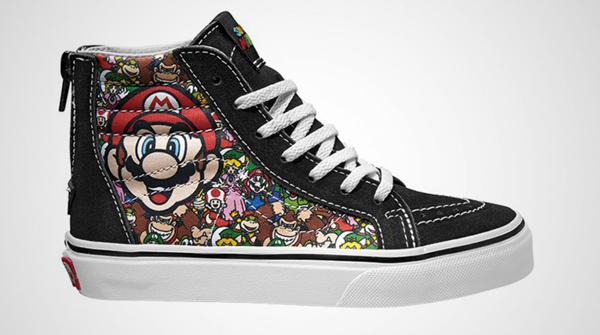 Vans Nintendo