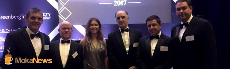 Garrigues recibe el premio Chambers