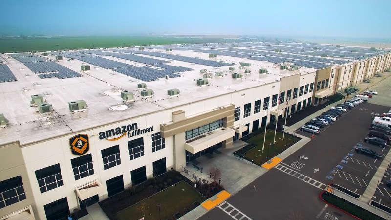 Amazon acciones