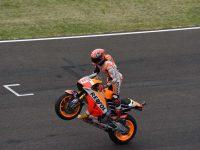 Marc Márquez, campeón de MotoGP 2018
