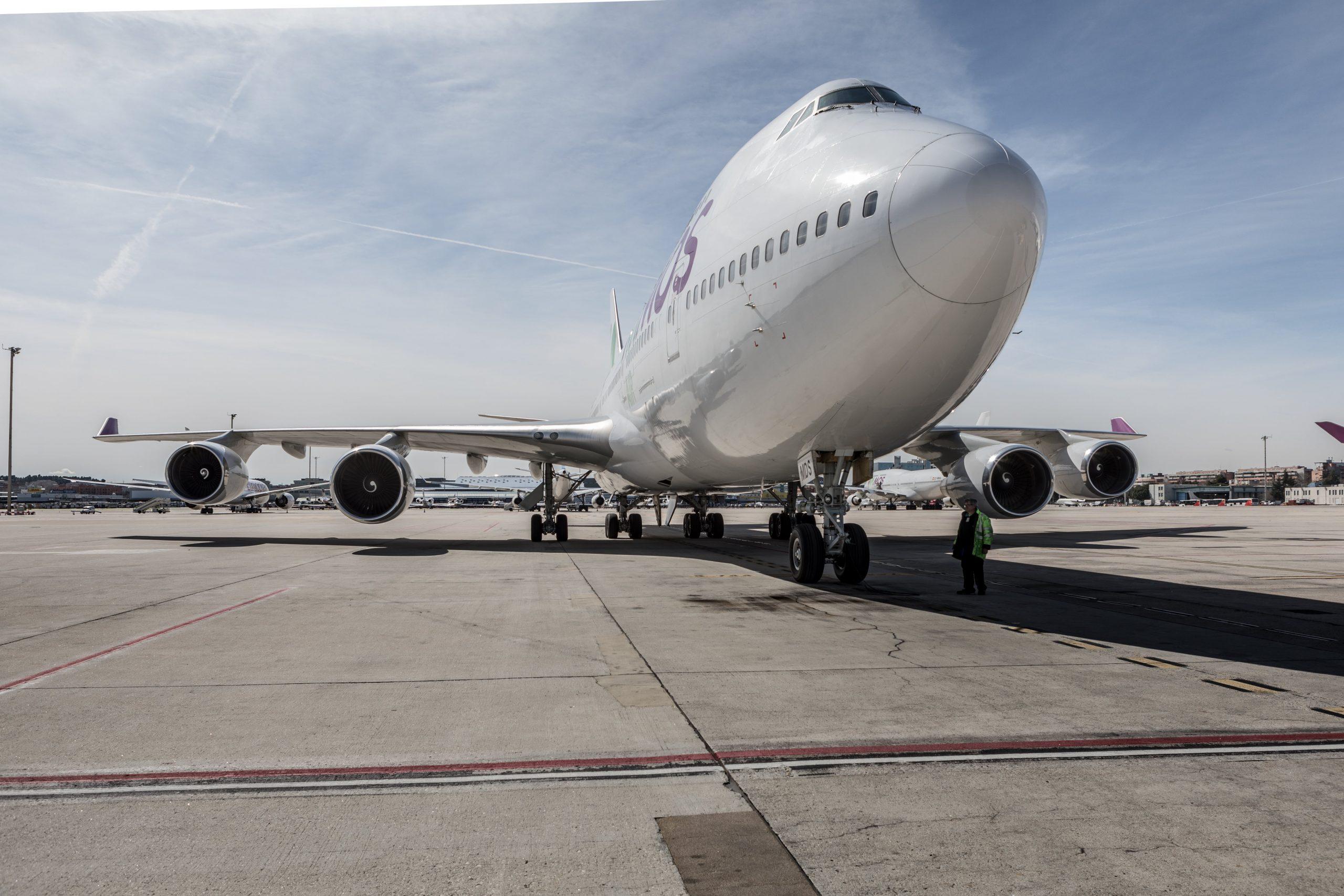 Viaje al Caribe con Wamos Air