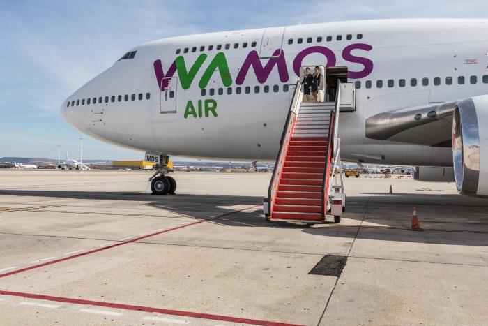 Opiniones sobre viajar con Wamos Air al Caribe