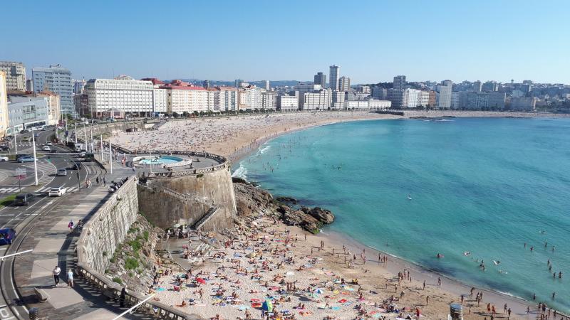 sector turístico España