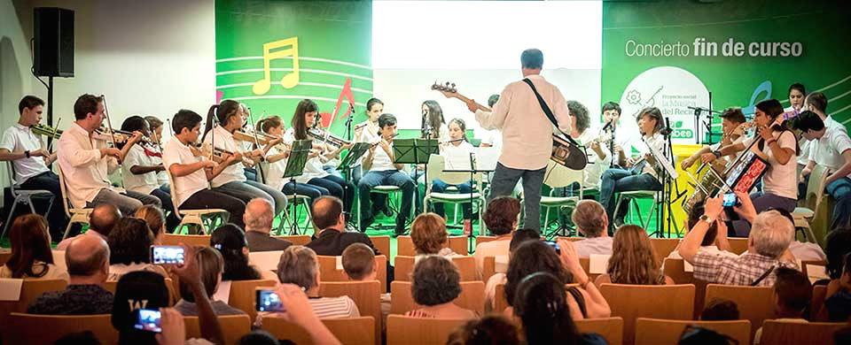 La música del reciclaje de Ecoembes se une a la iniciativa #yomequedoencasa