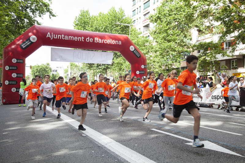 Gasol Foundation y Road to Tokyo para luchar contra la obesidad infantil